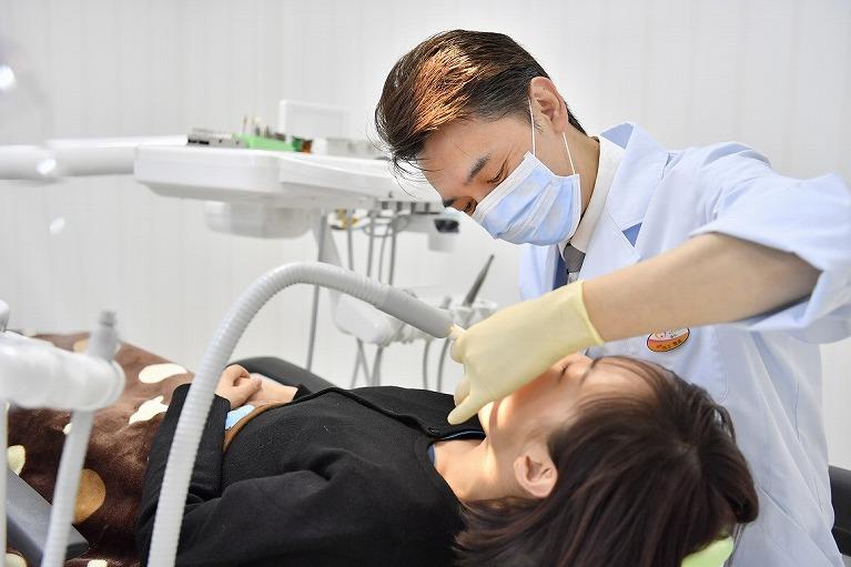 予防型の歯科医院をめざして